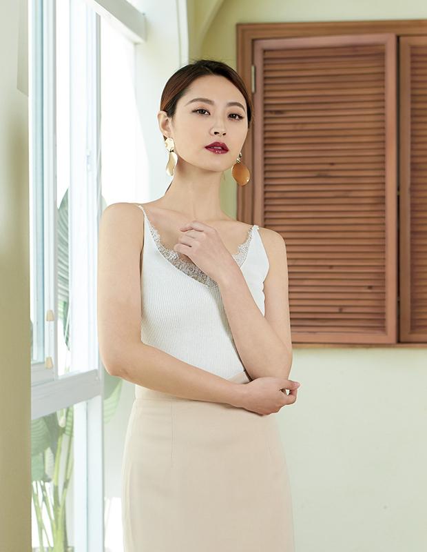 【伊霓裳】YNS104 法式赫本風蝶尾優雅套裝