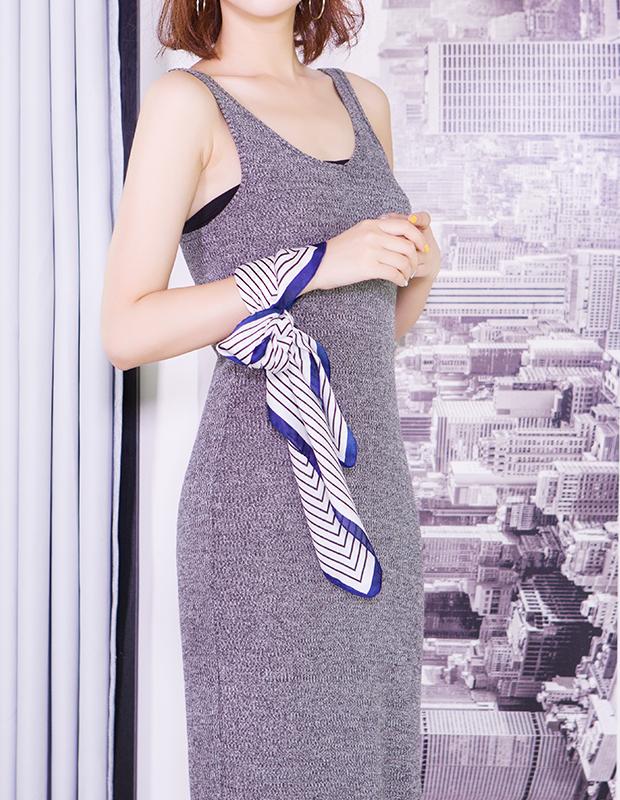【伊霓裳】YCCQ-607 回字纹围巾